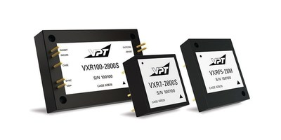VPT's VXR Series High Reliability Power Conversion Products