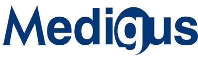 Medigus LTD. logo.  (PRNewsFoto/Medigus Ltd)