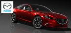 2015 Mazda6 in Dayton, Ohio at Matt Castrucci Mazda (PRNewsFoto/Matt Castrucci Mazda)