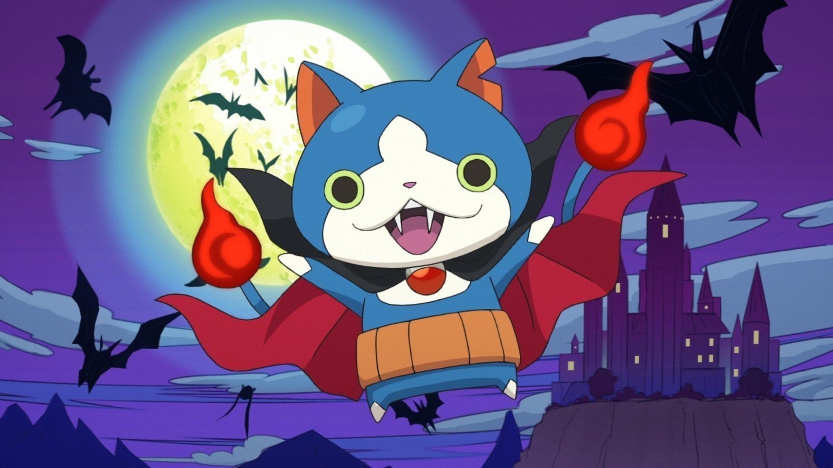 YO-KAI WATCH Season Two Premieres On Disney XD Monday, August 1st At 12:30 ET/PT With 50 Episodes!
