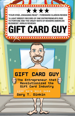 Gift Card Guy - An Entrepreneur and Gift Card Industry Exposed.  (PRNewsFoto/Doodle Vision Productions, LLC)