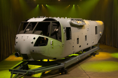 Spirit AeroSystems, Inc. Receives Contract to Supply Aircraft Structures for Four 'Operational Evaluation' CH-53K Heavy Lift Helicopters.  (PRNewsFoto/Spirit AeroSystems, Inc.)