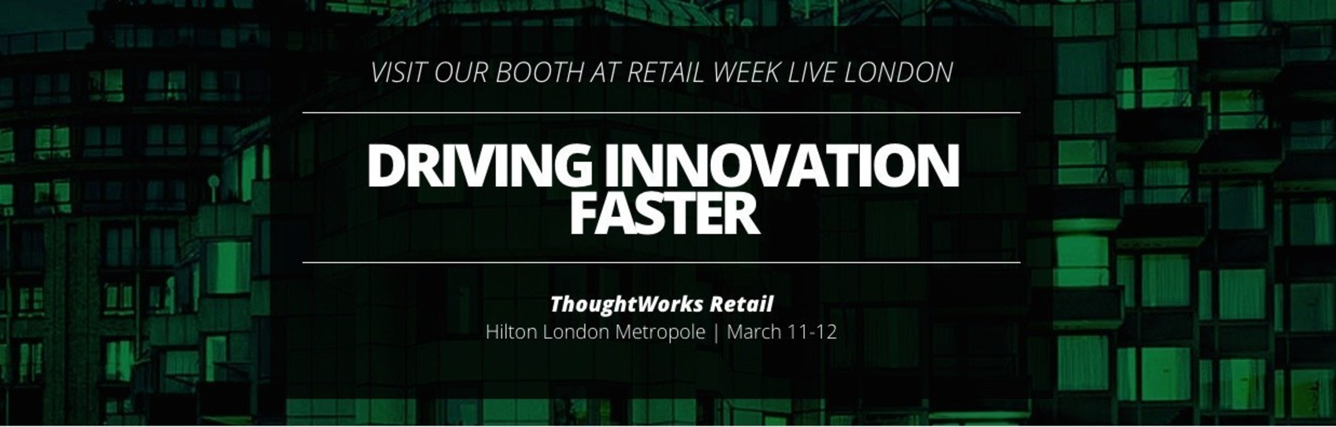 ThoughtWorks' Retail Business Announces Growth Plan for 2015