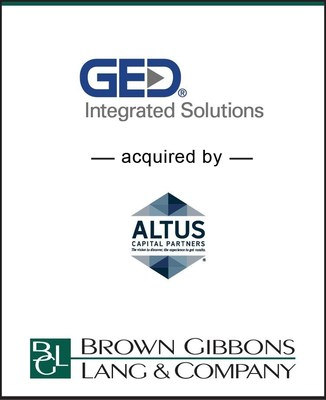 bgl seals another window deal with the sale of ged On ged integrated solutions