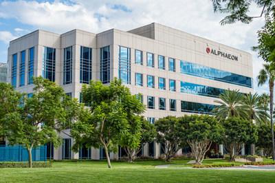 ALPHAEON(R) Corporation, Irvine, California