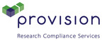 Provision Research Compliance Services.  (PRNewsFoto/Schulman Associates IRB)