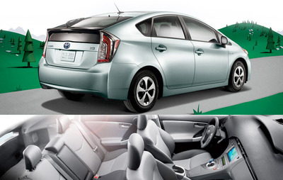 The 2013 Toyota Prius lineup is available at Hesser Toyota.  (PRNewsFoto/Hesser Toyota)