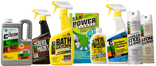 CLR cleaning products help you clean quickly and effectively so you can get your day back.  (PRNewsFoto/JELMAR)