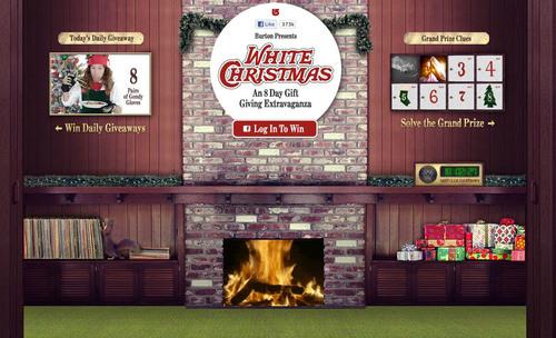 Burton Presents 'White Christmas': An 8-Day Gift-Giving Extravaganza Featuring Shaun White