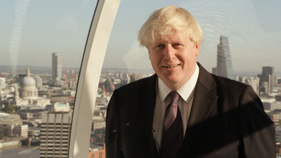 Mayor of London Boris Johnson.  (PRNewsFoto/London & Partners)