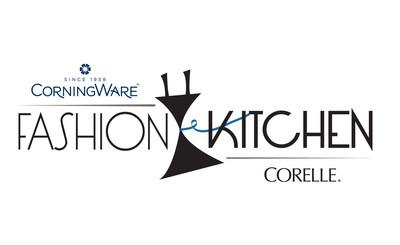 Designer Trina Turk And Chef Seamus Mullen Team Up With CorningWare(R) To Host Fashion Kitchen Event During Mercedes-Benz Fashion Week (PRNewsFoto/World Kitchen, LLC)
