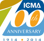 ICMA celebrates 100 years of professional local government management.  (PRNewsFoto/ICMA)