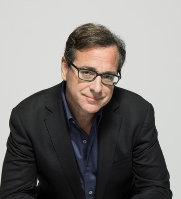 Comedian Bob Saget will host the first Las Vegas Cool Comedy - Hot Cuisine, a benefit for the Scleroderma Research Foundation on June 5, 2014 at House of Blues (PRNewsFoto/Scleroderma Research Foundation)
