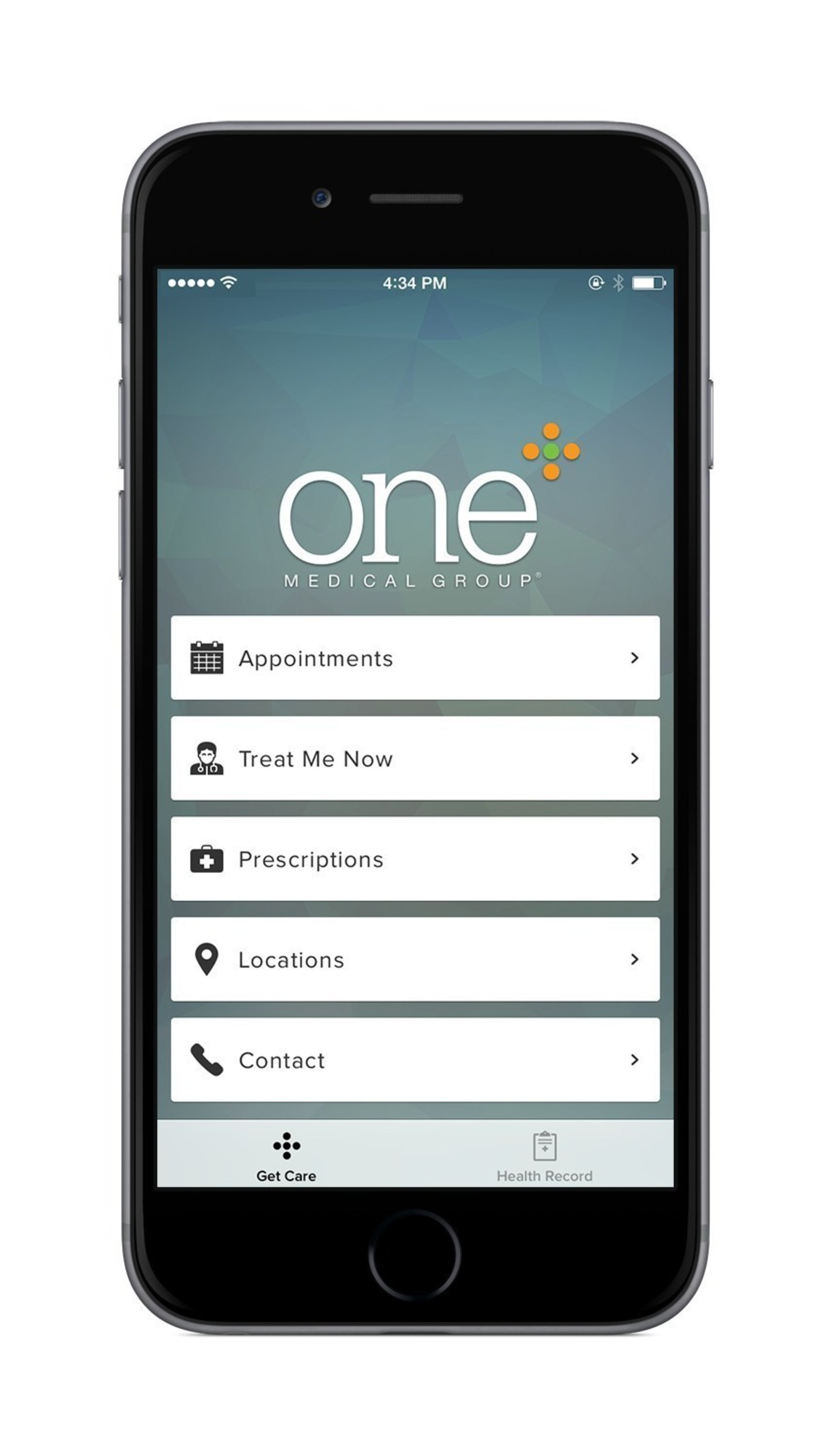 One Medical's free mobile app allows members to get care on the go.