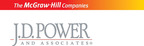MHC - J.D. Power and Associates Logo. (PRNewsFoto/J.D. Power and Associates)