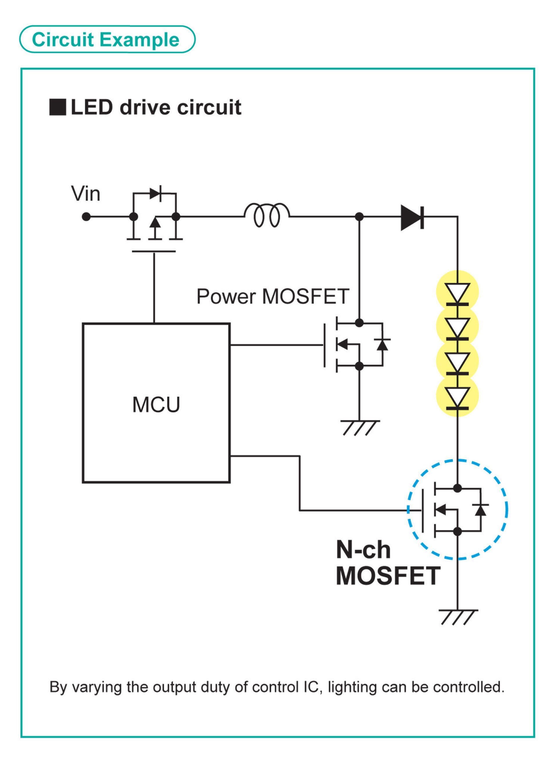Toshiba's new N-channel MOSFETs can be used in electric power switching applications of over 10W, including small mobile devices that meet USB Type-C and USB Power Delivery standards.