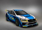 Subaru Isle of Man Time Attack Car