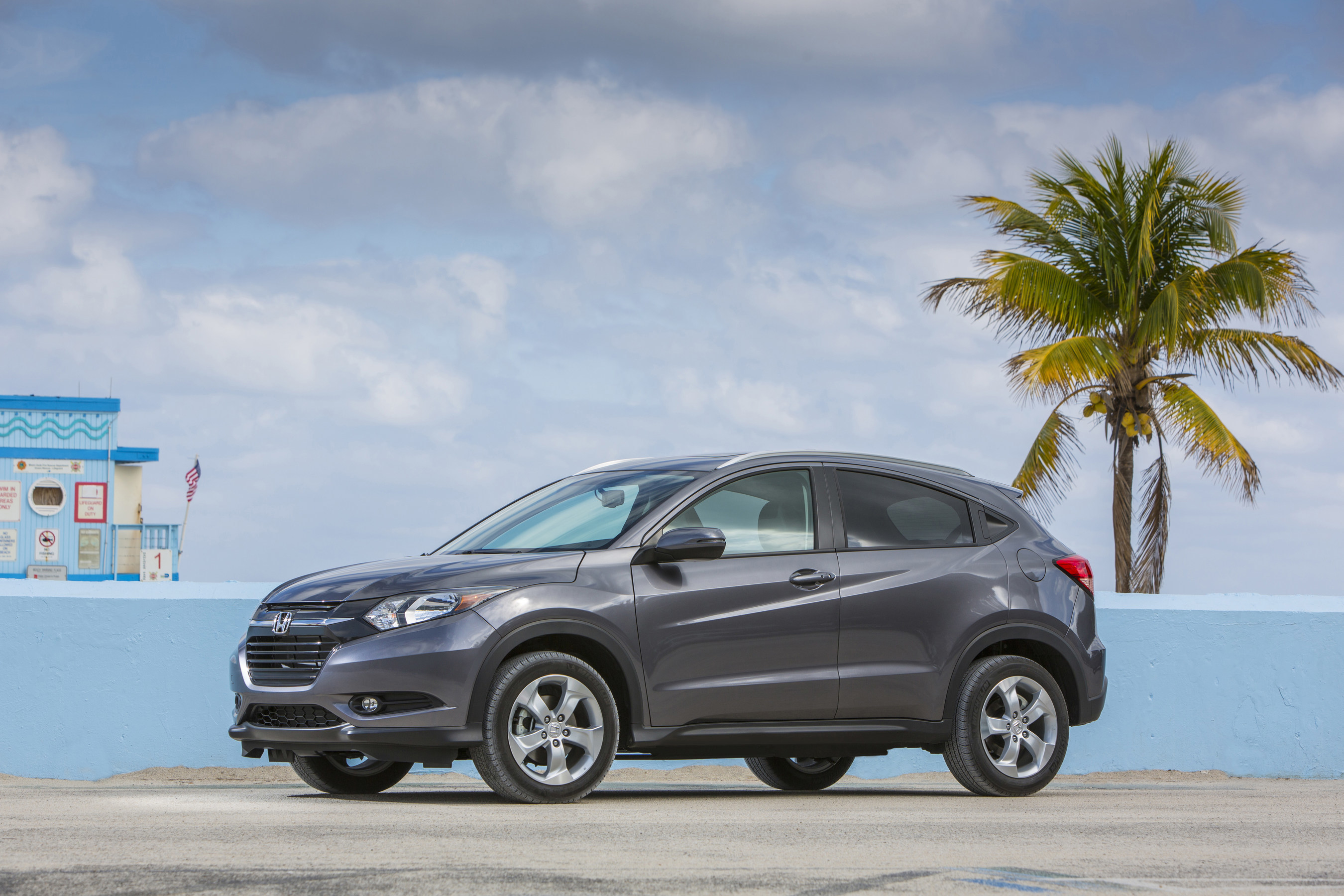 The Uniquely Personal and Functional 2016 Honda HR-V Goes On Sale May 15 Bringing a Shot of Energy to Growing Entry Crossover Market