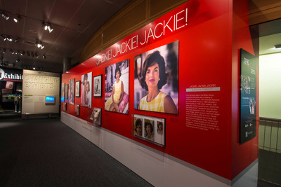 """Creating Camelot: The Kennedy Photography of Jacques Lowe"" opens Friday, April 12, at the Newseum in Washington, D.C."