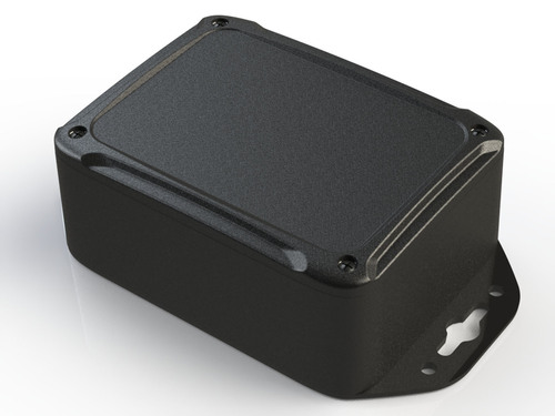 Polycase's newest size option, the XR-34, in its XR Series of ABS Enclosures.  (PRNewsFoto/Polycase)