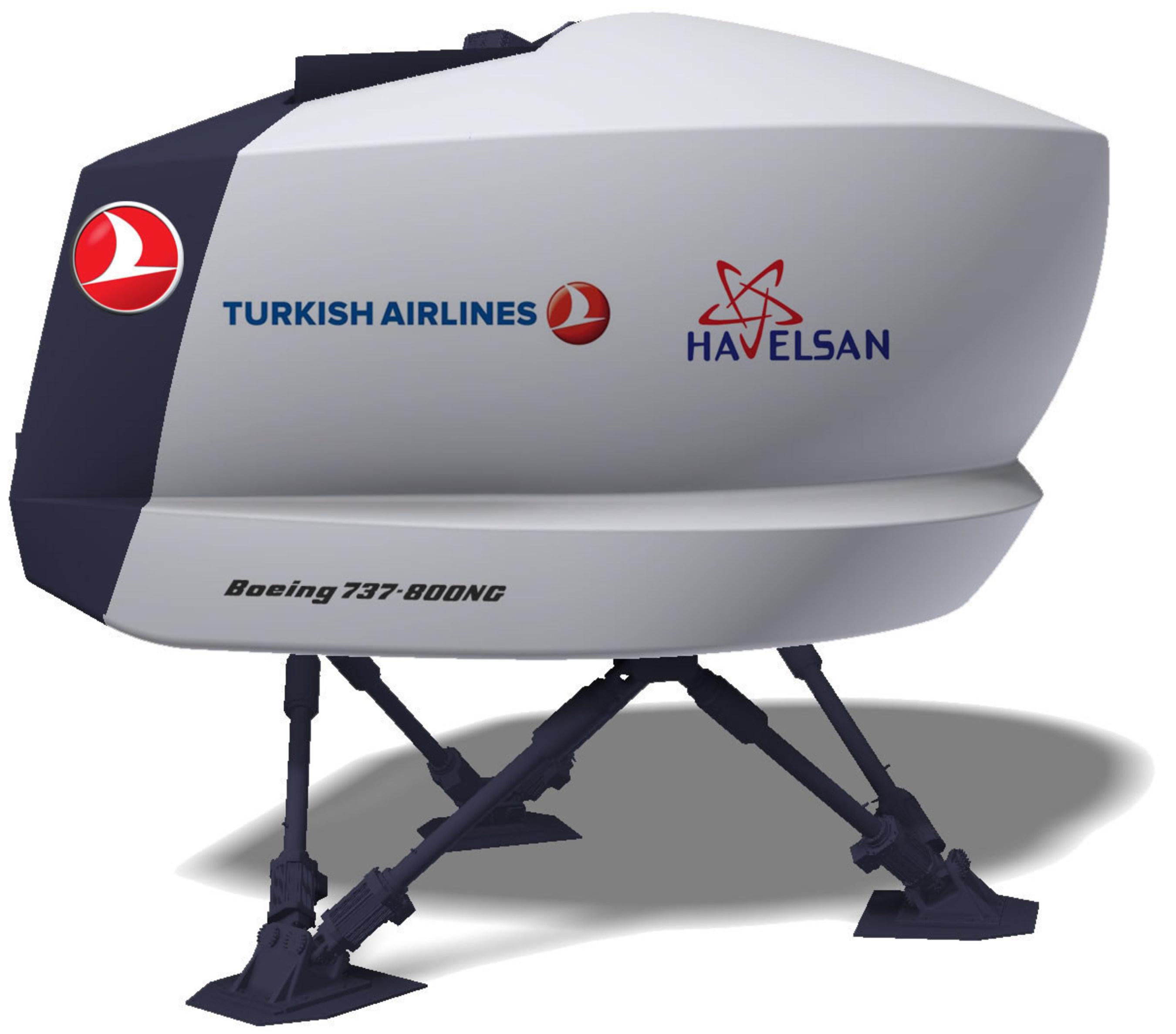 Havelsan Flight Simulator
