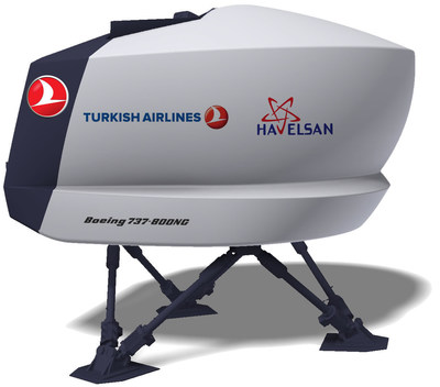 Havelsan Flight Simulator