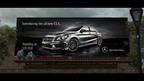 "Mercedes-Benz ""Soul"" Shines Through. (PRNewsFoto/Mercedes-Benz USA) (PRNewsFoto/MERCEDES-BENZ USA)"