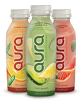 New Aura Botanical Water Delivers Health and Wellness in Three Delicious Flavors