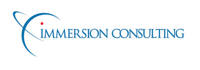 Immersion Consulting Logo. (PRNewsFoto/Immersion Consulting LLC)