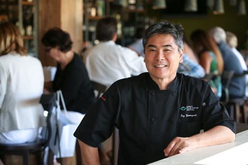 International Culinary Visionary, Creator of Pan-Asian Cuisine