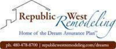 Phoenix Home Remodeling Company, Republic West Remodeling (PRNewsFoto/Republic West Remodeling)