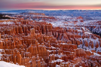 Enjoy winter in your national parks! nationalparks.org Photo: JimKruger/iStock