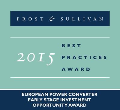 Nordic Power Converters (PRNewsFoto/Frost & Sullivan)