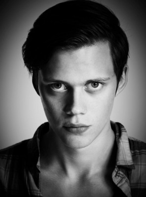 Bill Skarsgard cast as Roman.  (PRNewsFoto/Netflix, Inc.)