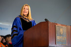 Graduates at Bentley University Commencement Ceremonies Urged to Act Like a CEO, Be a Hero Who Builds