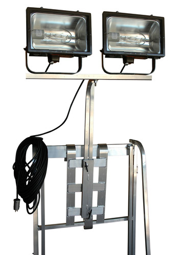 Larson Electronics Adds Scaffold Mount 800 Watt Metal Halide Light System for Hazardous Locations