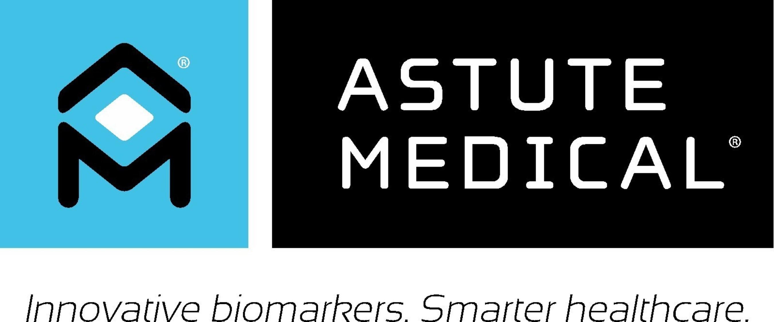 Astute Medical Logo (PRNewsFoto/Astute Medical, Inc.)