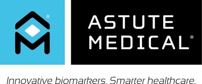 Astute Medical Logo (PRNewsFoto/Astute Medical, Inc.)