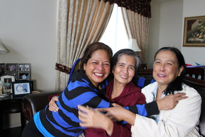 Paz Aquino, Conchita Almodovar and Zenitha Balino are three of 24 residential care workers in Fremont, CA who received payments for underpayment of wages and overtime with assistance from the California Department of Industrial Relations and the California Labor Commissioner