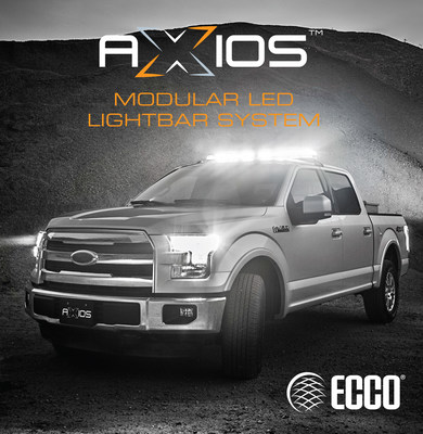 The revolutionary Axios modular LED lightbar takes safety and on-the-job performance to a new level.