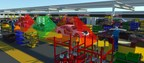 AngleID on an automotive production line (PRNewsFoto/Ubisense Group Plc)
