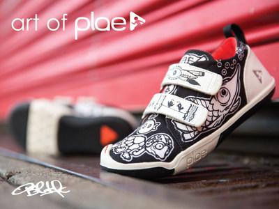 PLAE unveils its second 'Art of PLAE' installment with artist Oliver Black - www.goplae.com