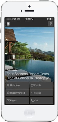 Concierge recommendations available for iOS and Android (PRNewsFoto/Monscierge)