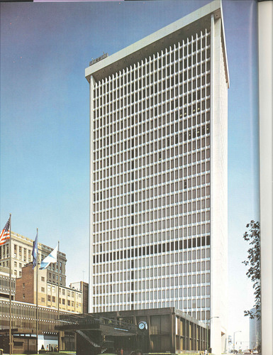 Walker & Dunlop Provides $37.2M for Redevelopment of 777 Main Street, Hartford, CT. (PRNewsFoto/Walker & ...