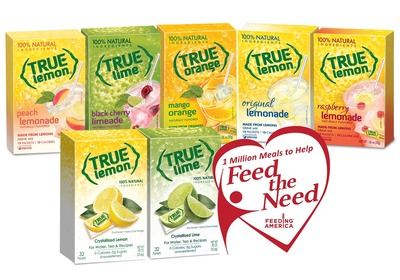 True Citrus products are available in over 20,000 grocery and retail stores nationwide. For more information, please visit www.truecitrus.com. (PRNewsFoto/True Citrus)