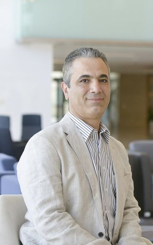 Dr. Salim Al-Babili, Principal Investigator and KAUST Associate Professor of Bioscience (PRNewsFoto/KAUST) ...