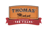 Thomas' 135th Anniversary Logo
