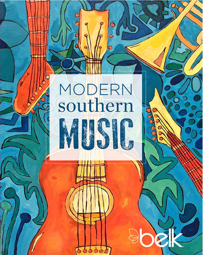 Belk will celebrate Modern.Southern.Music throughout 2014.(PRNewsFoto/Belk, Inc.) (PRNewsFoto/BELK, INC.)