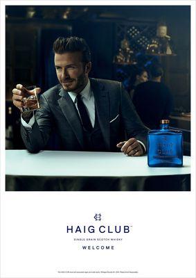Welcome to HAIG CLUB(TM) (PRNewsFoto/Diageo _ HAIG CLUB)