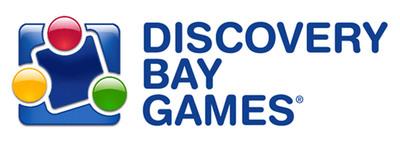 Discovery Bay Games Logo.  (PRNewsFoto/Discovery Bay Games)